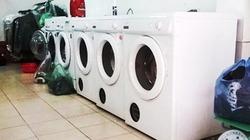 """Nở rộ dịch vụ giặt """"tam siêu"""" kiếm cả nghìn đô ở Hà Nội"""