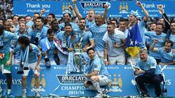Chùm ảnh Man City hân hoan ăn mừng chức vô địch Premier League