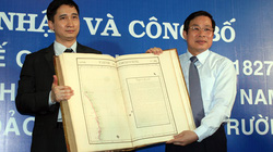 Công bố Atlas thế giới khẳng định Trường Sa, Hoàng Sa là của Việt Nam