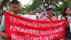 Ngư dân sẽ míttinh trên biển phản đối Trung Quốc