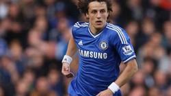 Mourinho đồng ý cho David Luiz gia nhập Barca
