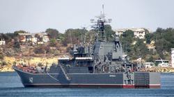Hạm đội Biển Đen kỷ niệm lần thứ 231 ngày thành lập tại Sevastopol