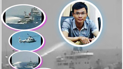 Tường thuật từ Hoàng Sa: 'Giáp mặt' tàu hộ vệ tên lửa Trung Quốc