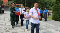 Thanh Hóa, Hà Tĩnh: Tổ chức lễ an táng 36 hài cốt liệt sĩ
