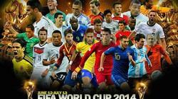 VTV chính thức công bố sở hữu bản quyền World Cup 2014
