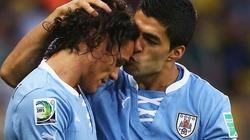 """Suarez tiến cử Cavani làm """"vật thế thân"""""""