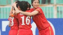 Thanh Hương lập cú đúp, ĐTVN tiệm cận World Cup