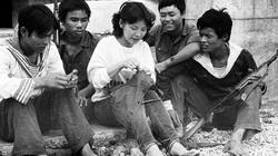 Bộ ảnh vô giá về cuộc sống, chiến đấu ở Trường Sa năm 1988
