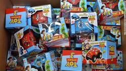 Bình Thuận: Hít khí độc từ đồ chơi Trung Quốc, 50 trẻ nhập viện