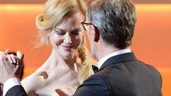 Nicole Kidman và tài tử Pháp khiêu vũ tại lễ khai mạc Cannes