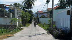 Xây dựng NTM tại Khánh Hòa: Tăng ở nhiều tiêu chí