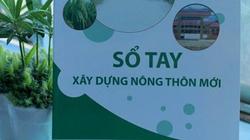 Khánh Hoà:  Phát hành Sổ tay xây dựng  nông thôn mới