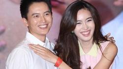 Hoa hậu chuyển giới Thái nhí nhảnh đùa giỡn bạn diễn nam