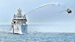 Những điều ít biết về vòi rồng trang bị trên tàu biển, xe chuyên dụng
