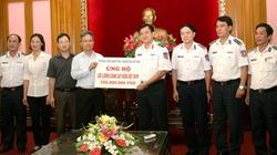Ủng hộ Cảnh sát biển và Kiểm ngư Việt Nam 400 triệu đồng