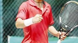"""Nhiều """"sao"""" vắng mặt tại giải quần vợt nam toàn quốc"""
