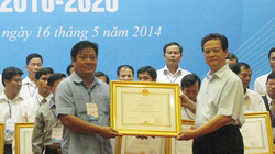 Sơ kết 3 năm Nông thôn mới: 291 tập thể, cá nhân nhận bằng khen