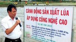 """Thanh Hóa: Công ty CP  Tiến Nông -  """"Tiến cùng nông dân Việt"""""""