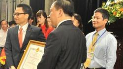 Chùm ảnh: Báo NTNN kỷ niệm 30 năm thành lập và đón nhận Huân chương Độc lập