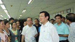 Lãnh đạo tỉnh Bình Dương nhận lỗi trước Đảng và Nhà nước