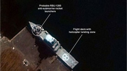 Triều Tiên bị lộ hai chiến hạm cực 'khủng'