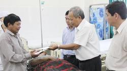 Hỗ trợ khẩn cấp 2 ngư dân bị đánh trọng thương tại Hoàng Sa