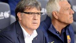 HLV Martino chính thức tuyên bố chia tay Barcelona