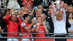 Ngược dòng ngoạn mục, Arsenal vô địch FA Cup
