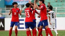 ĐT nữ Trung Quốc và Hàn Quốc chính thức đoạt vé vào bán kết