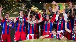 Xem lại khoảnh khắc đăng quang của Bayern ở cúp quốc gia Đức
