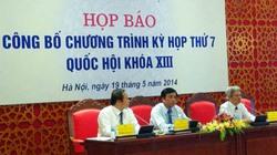 Ngày mai, Phó TT Phạm Bình Minh trình bày về tình hình Biển Đông trước Quốc hội