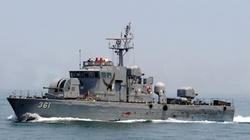 Mải đuổi tàu cá Trung Quốc, tàu Triều Tiên đi lạc vào biển Hàn