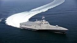 Mỹ ấn định thời gian bàn giao tàu chiến ven biển LCS-6