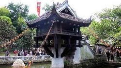 Điều chỉnh xây dựng nhà Tăng chùa Diên Hựu - Một Cột