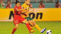 Phát sóng trận play-off tranh suất dự World Cup nữ trên VTV2
