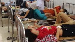 Hàng trăm công nhân ở Thanh Hóa tiếp tục bị ngất xỉu