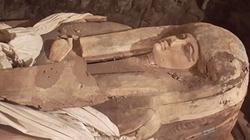 Ai Cập phát hiện lăng mộ nữ ca sỹ hoàng gia thời Pharaoh