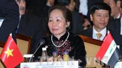 Phó Chủ tịch nước dự Hội nghị về củng cố lòng tin ở châu Á