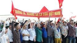 Học sinh, sinh viên mít tinh phản đối Trung Quốc