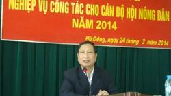 Hà Nội: Tập huấn nghiệp vụ công tác hội