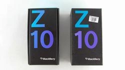 Làm thế nào để nhận biết BlackBerry Z10 'hàng dựng'?