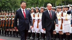 Giải mã chuyến thăm Trung Quốc của Tổng thống Putin