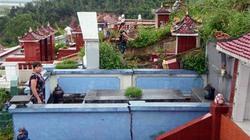 Quảng Ninh: Hàng chục ngôi mộ sụt, nứt bất thường