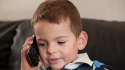 Cậu bé 4 tuổi gọi 911 nhờ... giải toán