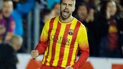 """Barca """"trói chân"""" Pique tới năm 2019"""