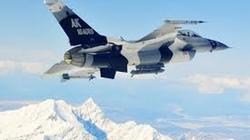 Chiến đấu cơ Mỹ rơi liên tiếp 2 bình nhiên liệu