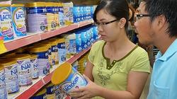 Từ 1.6, áp giá trần cho 25 loại sản phẩm sữa