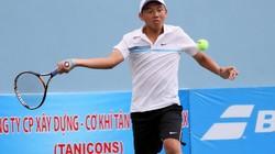 Lý Hoàng Nam dự Grand Slam đầu tiên trong sự nghiệp