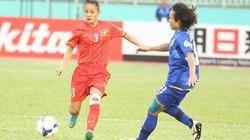 ĐTVN 1-2 ĐT nữ Thái Lan: Tan mộng World Cup