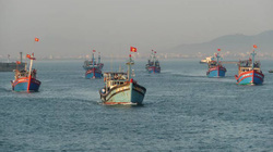Tàu kiểm ngư đã tiếp cận gần hơn giàn khoan Hải Dương 981